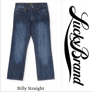 NWOT Lucky Brand Jeans Billy Straight Sz 6 Jeans